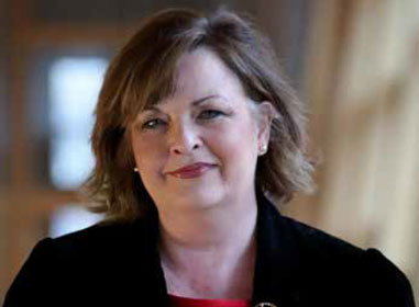 Fiona Hyslop, Cabinet Secretary for Culture, Tourism and External Affairs