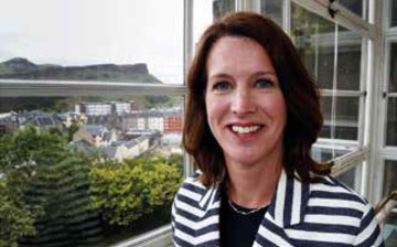 Dr. Catherine Calderwood MA Cantab FRCOG FRCP Edin Chief Medical Officer for Scotland