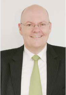 Photograph of John Wilkes, Chief Executive, Scottish Refugee Council