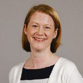 Shirley-Anne Somerville Minister for Further Education, Higher Education and Science