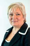 Nicola Marchant, Deputy Chair of the SPA