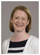 photograph of Shirley Ann Somerville, Cabinet Secretary for Social Security and Older People