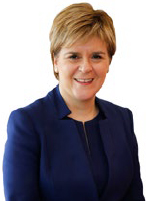 Nicola Sturgeon, First Minister